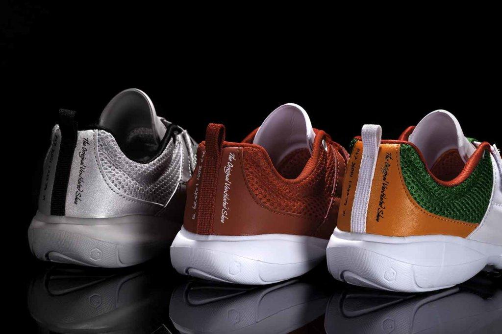 Three Lightweight Shoes