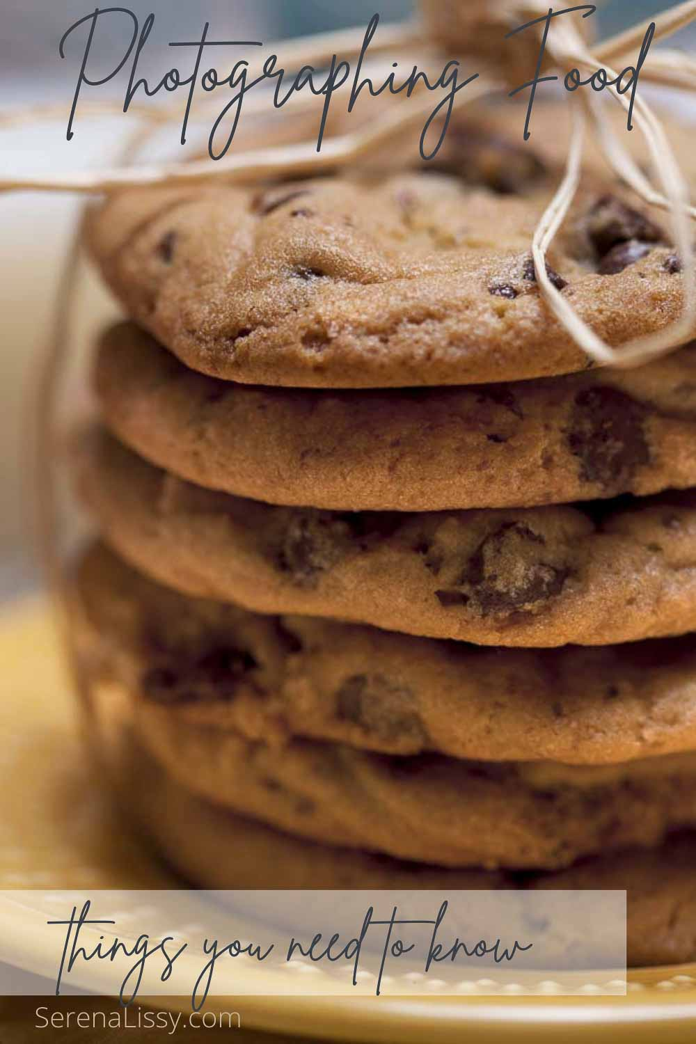 The Cookie Stack Photography Tips
