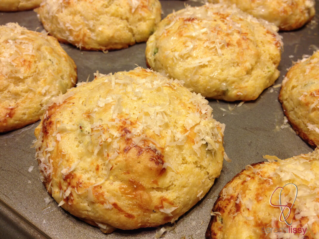 Sweet and Savory Corn Muffins