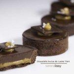 Chocolate Dulce De Leche Tart
