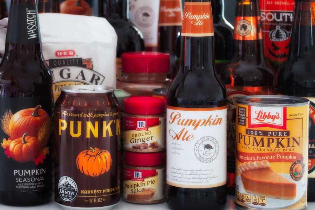 Beer Choices for Pumpkin Stout Cupcake