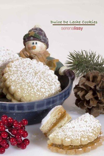 Salted Dulce De Leche Cookie