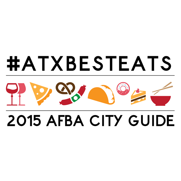 AFBA City Guide Logo