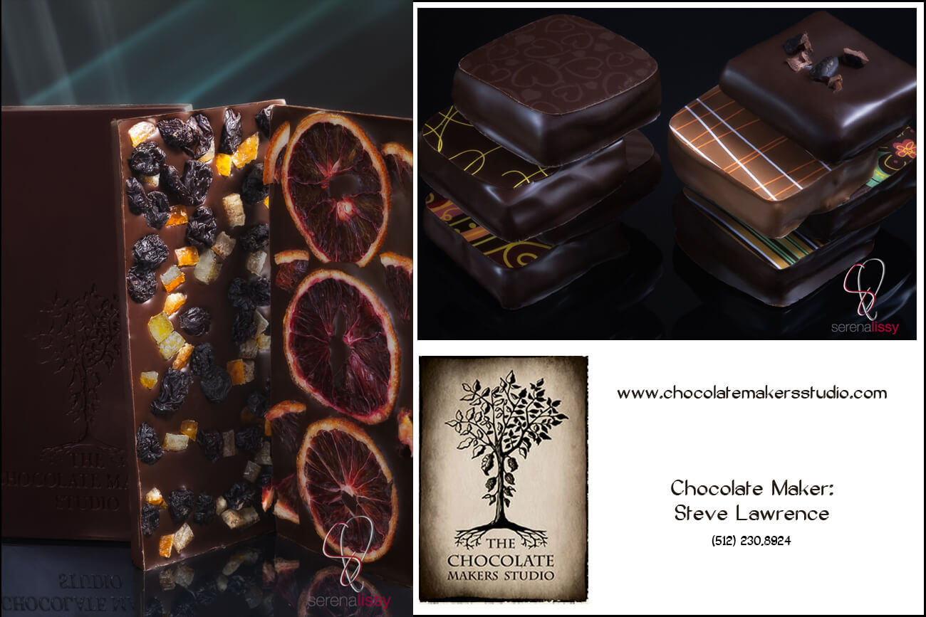 Chocolate Makers Studio Information Sheet
