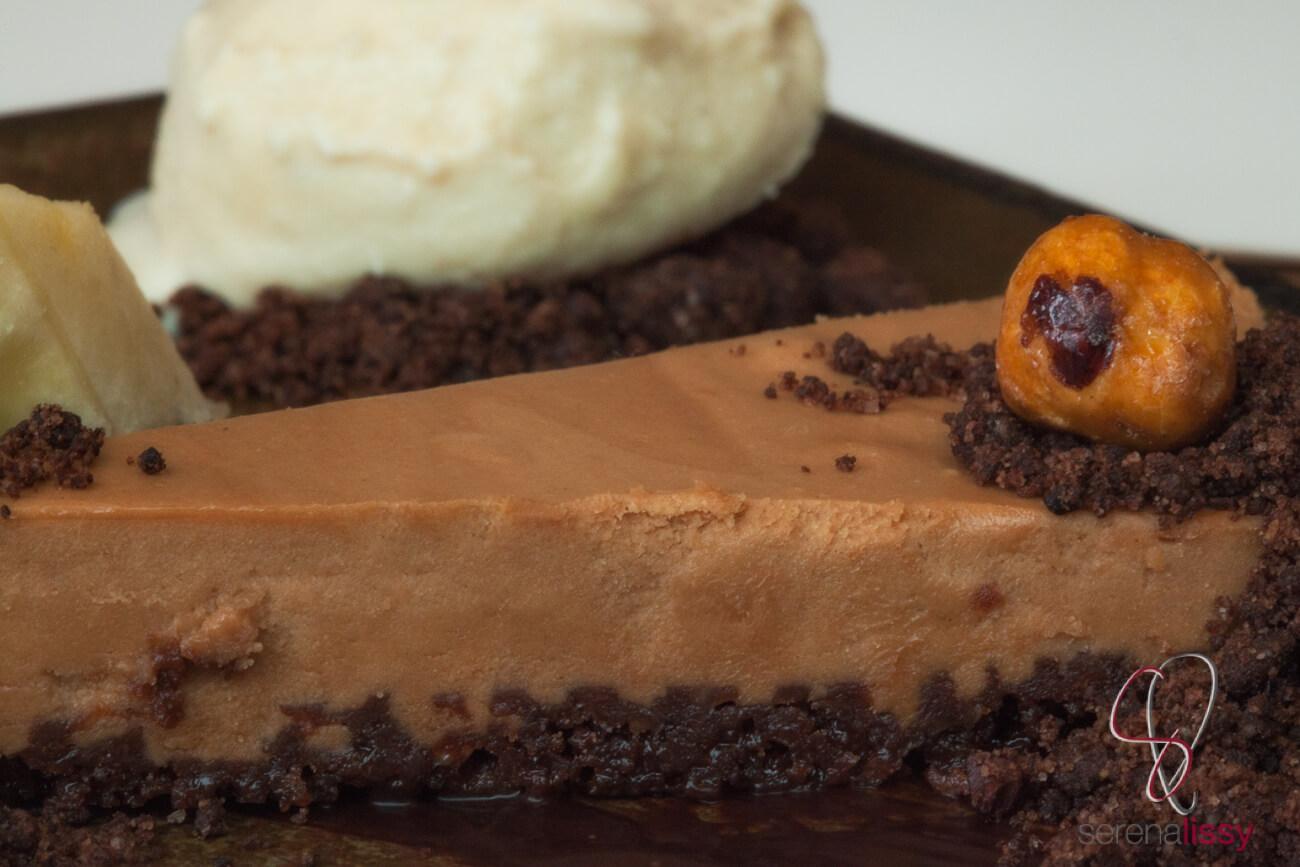 Milk Chocolate Hazelnut Mousse