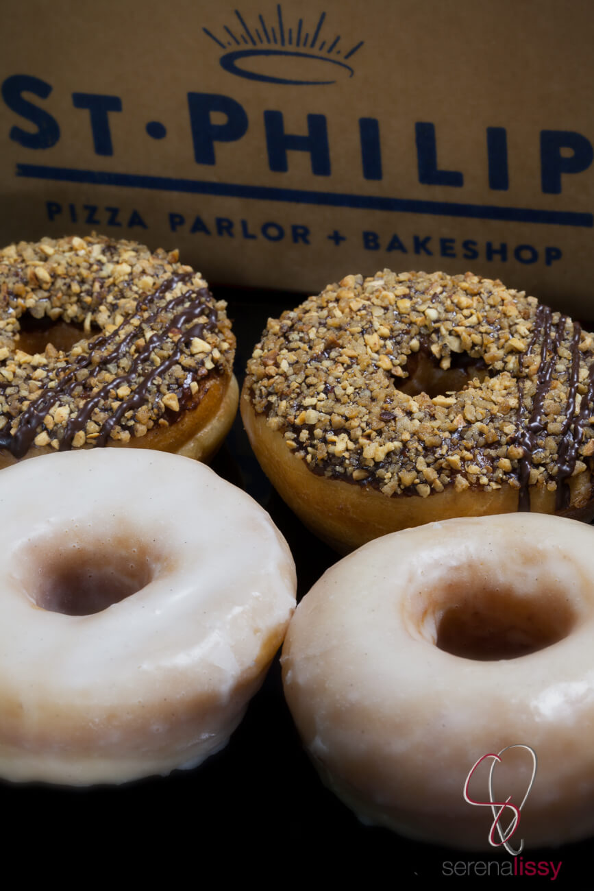St Philip Donuts