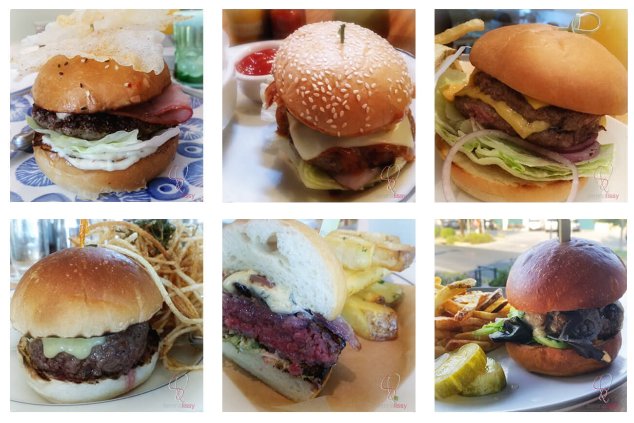 MMH Burger Challenge