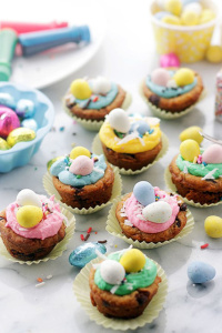 Easter-Cookie-Cups-with-Coconut-Buttercream-Frosting-Diethood