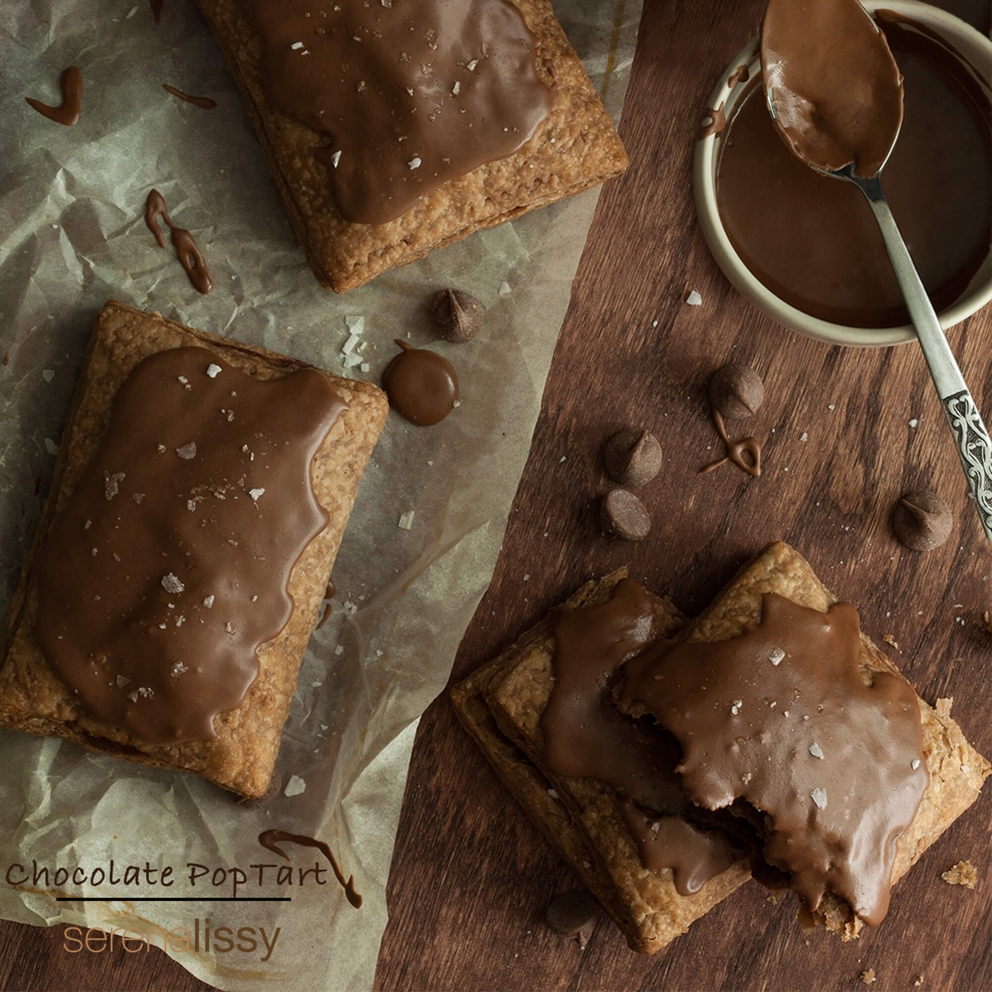 Chocolate Pop Tarts