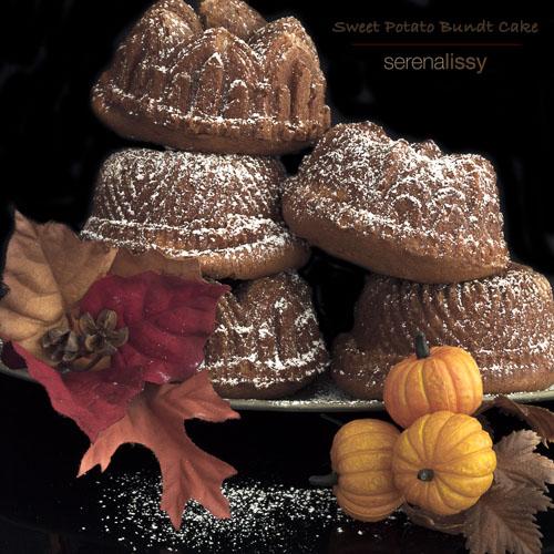 Sweet Potato Bundt Cake