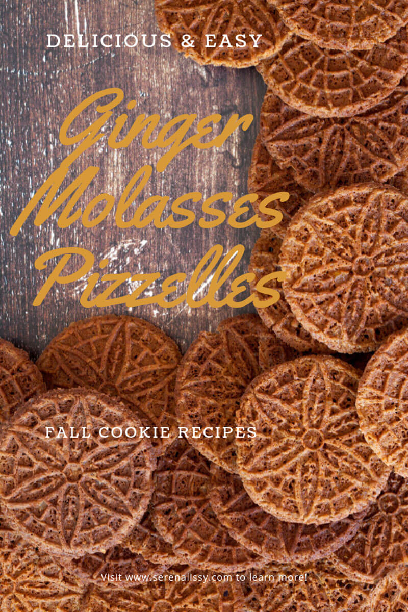 Delicious and easy pizzelle recipe