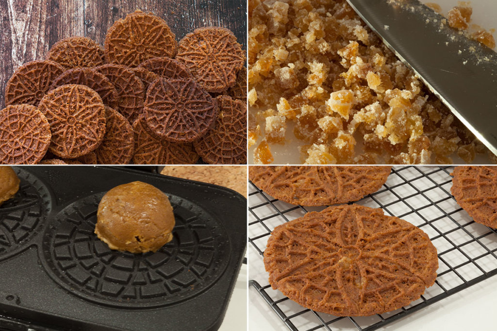 Process Images to Make a Pizzelle