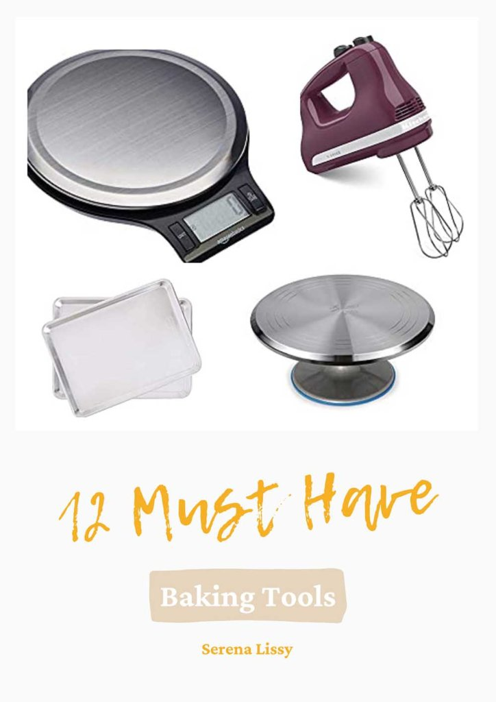Kitchen tools for baking