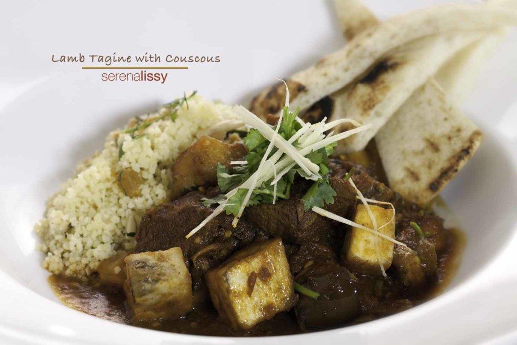 Lamb Tagine in a bowl