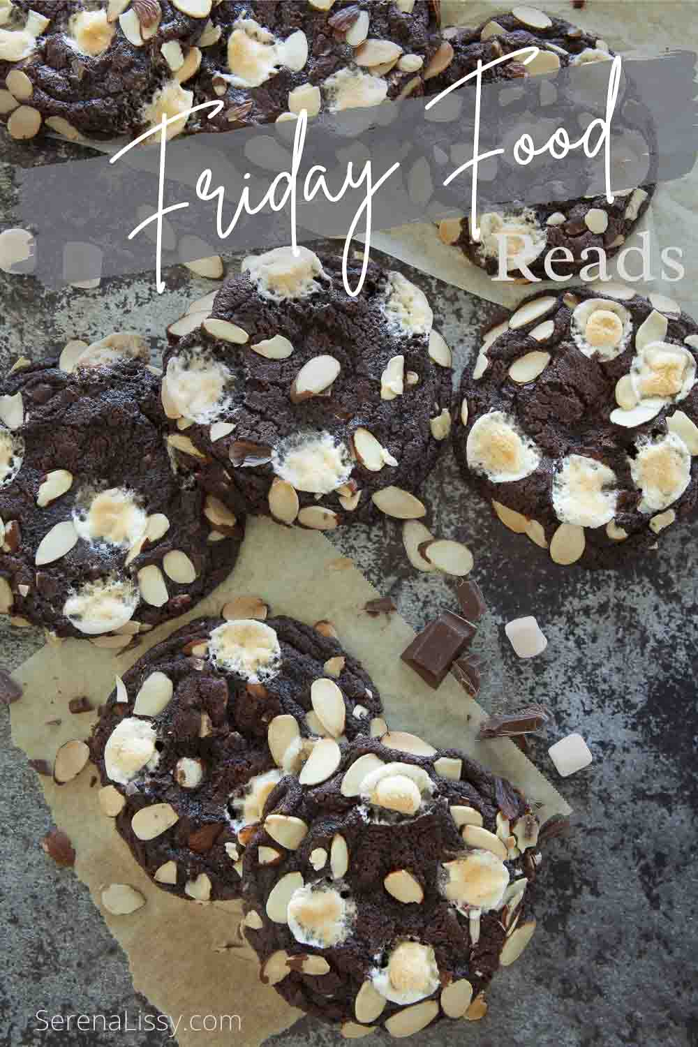 Friday Food Reads Cover Image