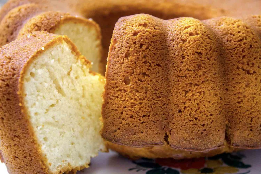 Yellow Bundt Cake