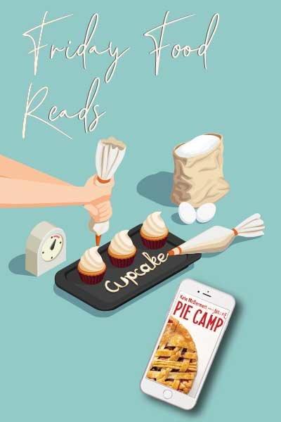 Pie Camp Cover Illustration