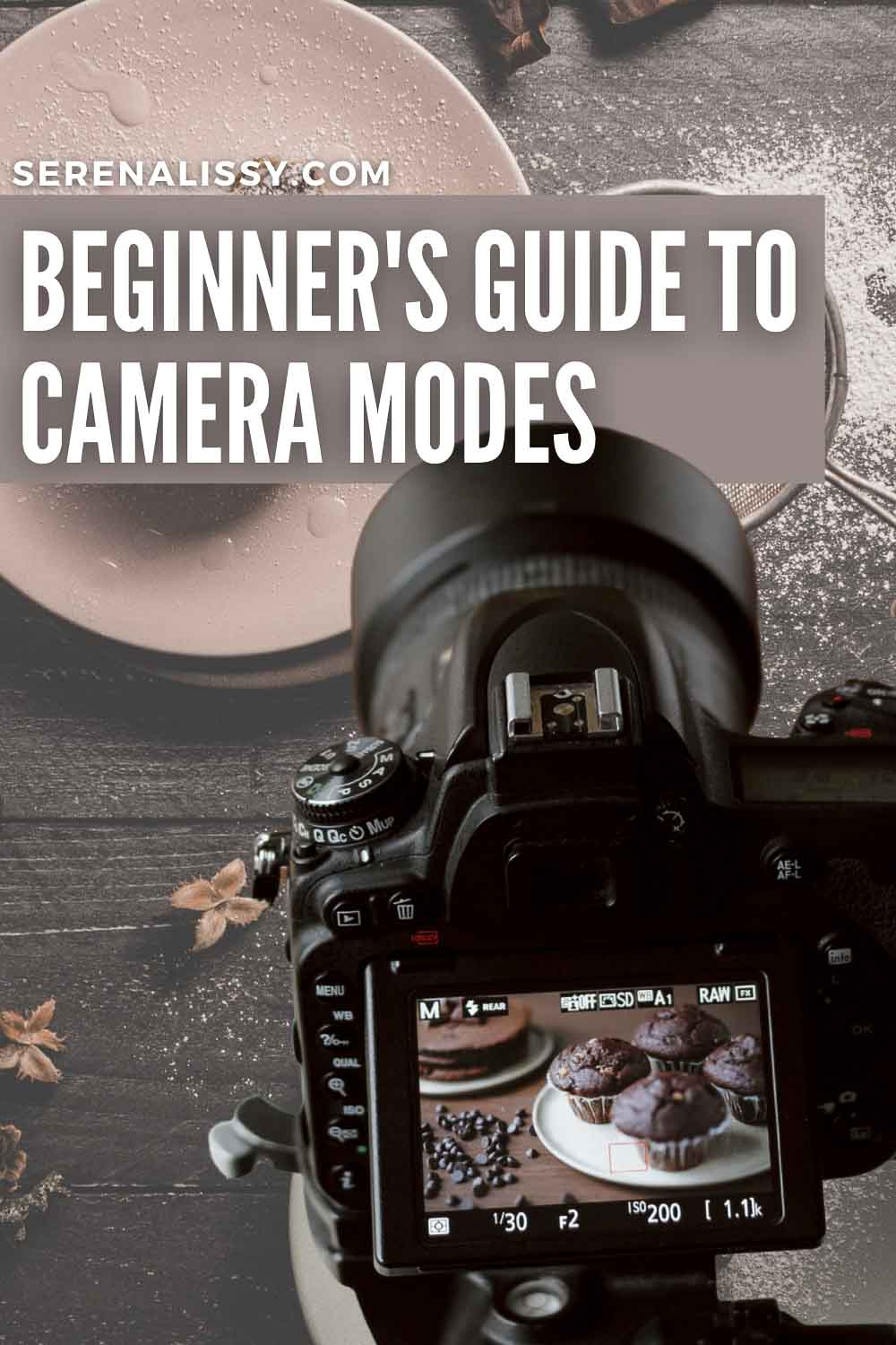 Beginners Guide to Camera Modes on A Camera