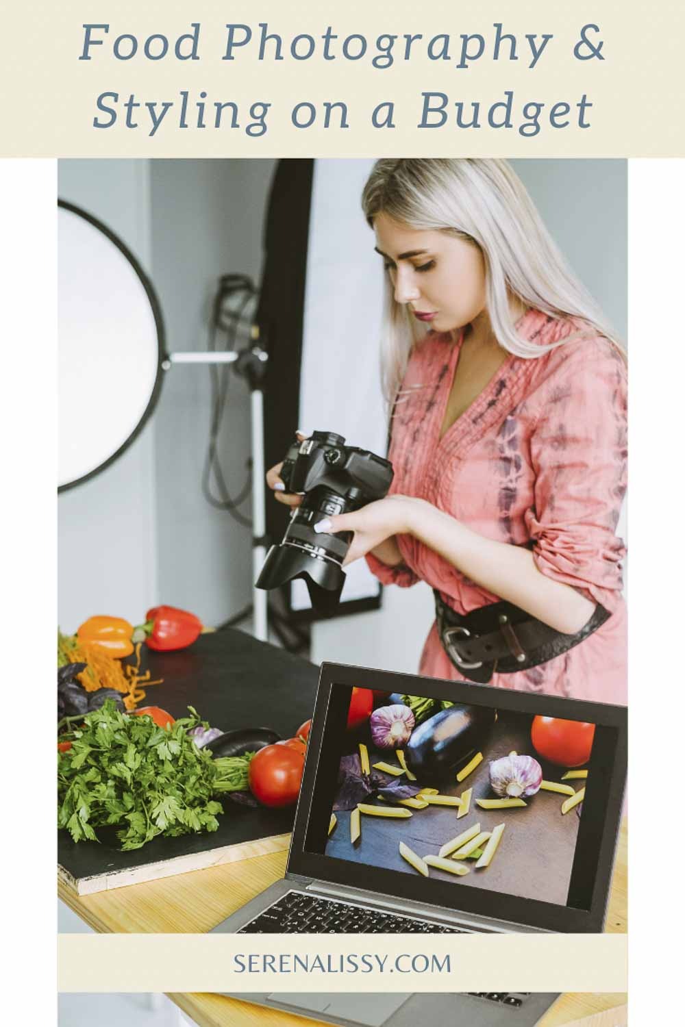 Food Photography on a Budget