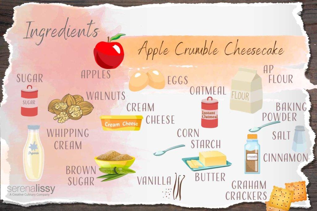Recipe Ingredients Illustration