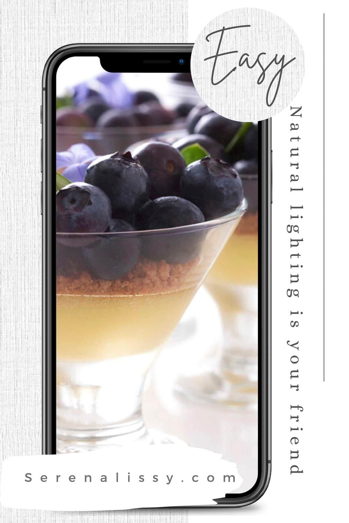 glass bowls of dessert