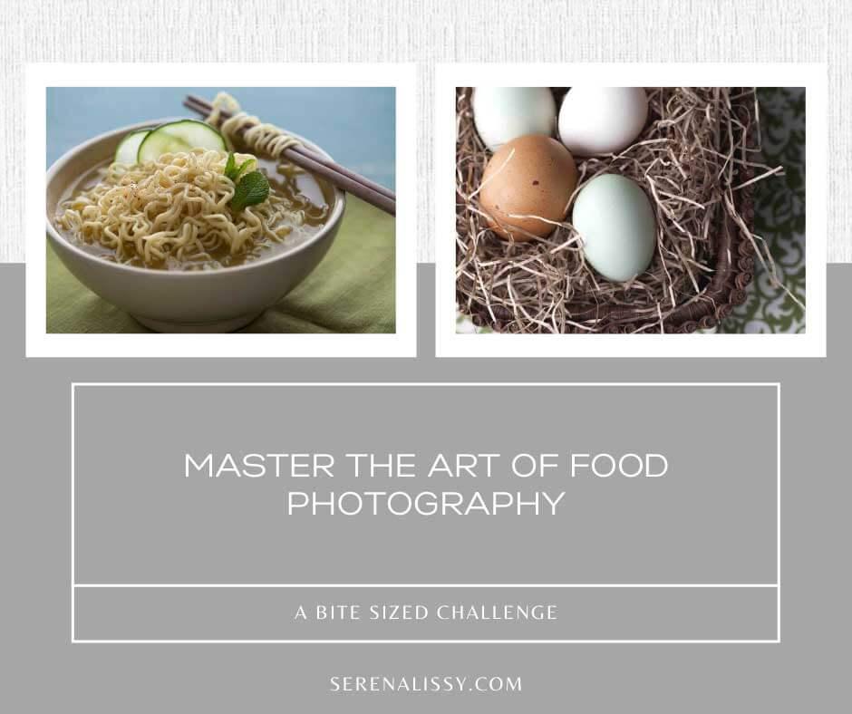 Food Photography Challenge